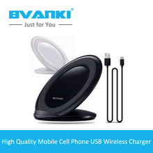 Buy Bvanki Wireless Factory Low Price Wireless charging mat phone charging pad Fast Wireless Charger QI Wireless Charging Stand for $14.99 in AliExpress store