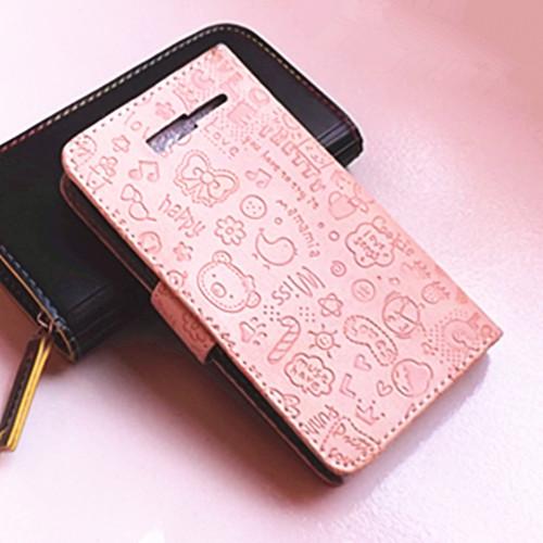 For Motorola Razr i XT890 XT907 Little Witch Leather Flip Cove Case Holder & Credit Card Slots Free shipping(China (Mainland))