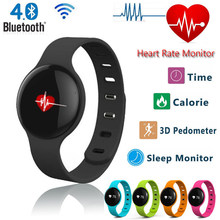 H18 Smart Wristband Watch Heart Rate Sleep Monitor Sport Fitness Track Bluetooth Pedometer for Huawei Xiaomi Samsung Lenovo iOS