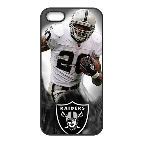 Custom NFL Football Team Logo Oakland Raiders Cool Unique For iPhone 4 4S 5 5S 5C 6/6 Plus Case Cover(China (Mainland))