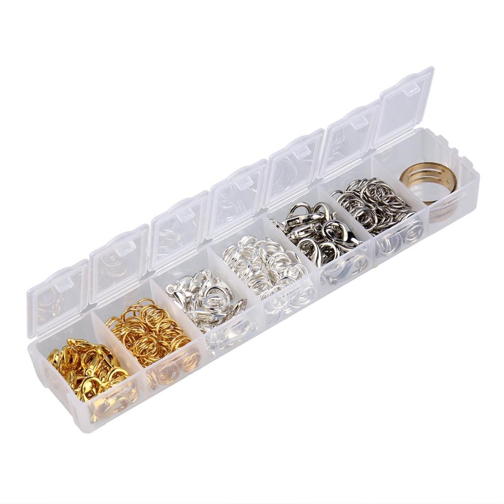 321pcs/lot Jewelry Accessories Sets Lobster/Closed Circle/Handmade Ring Jewellery Display Box Diy Jewelry Making F3059(China (Mainland))