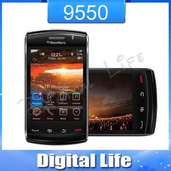 Original Unlocked BlackBerry Storm2 9550  3G GPS WIFI Cell Phone