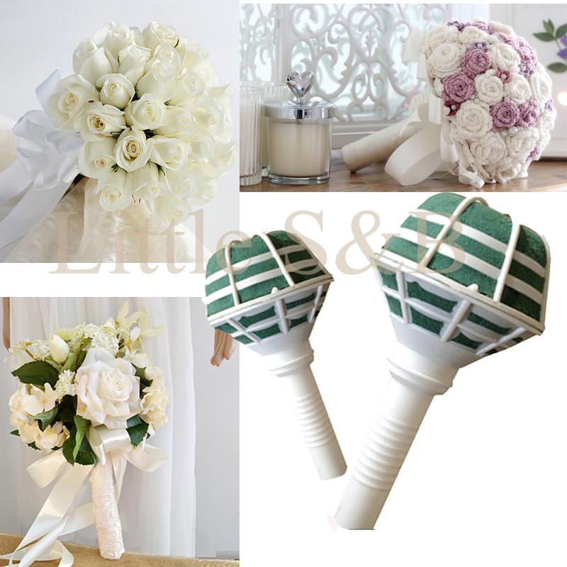 Wedding Bouquet In Holder : Get cheap floral foam bouquet holder aliexpress