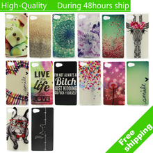 Sony Xperia Z5 Compact Mini Silicone Rubber Protective Skin Soft Gel TPU IMD Back Cover Case - Shenzhen worldbuy Technology Co., Ltd. store