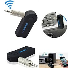 Wireless Bluetooth Car MP3 Player FM transmitter 3.5mm AUX Audio Stereo Modulator Music Home Car Receiver Adapter Microphone(China (Mainland))