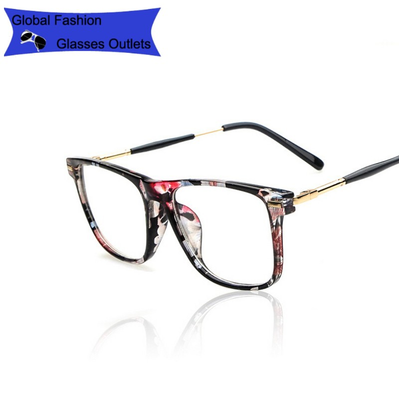 Latest Style Eyeglass Frame : New 2016 Fashion optical eyeglasses frame Trend vintage ...