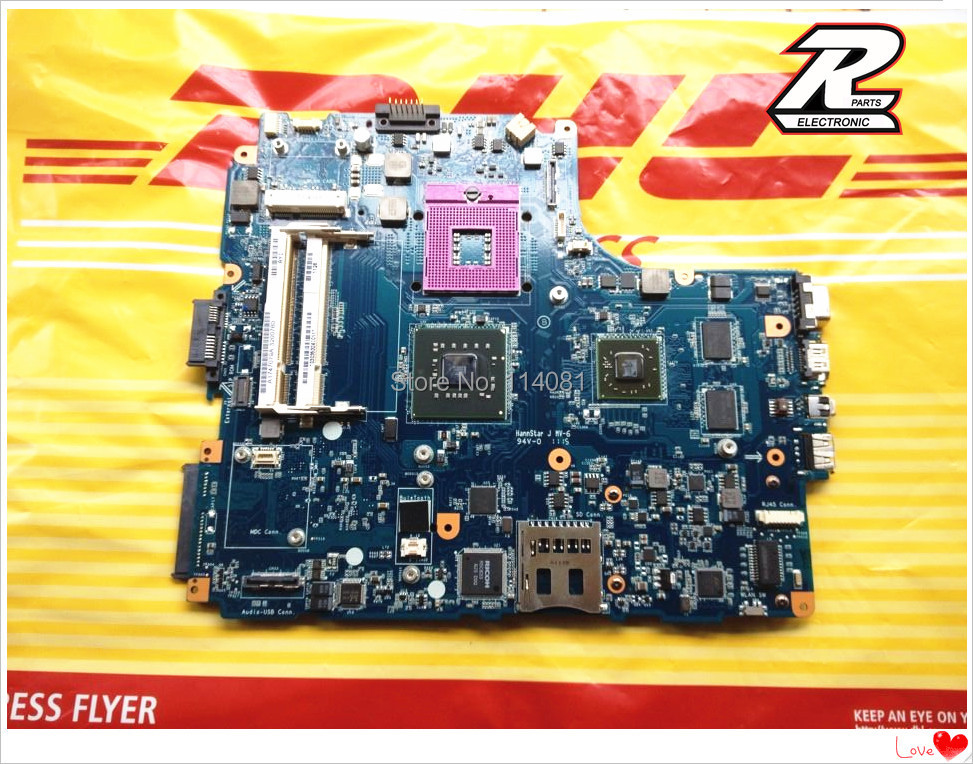 original For Sony A1730139A M850 MBX-204 Rev 1.1 system PC motherboard,High Quality! Free shipping(China (Mainland))