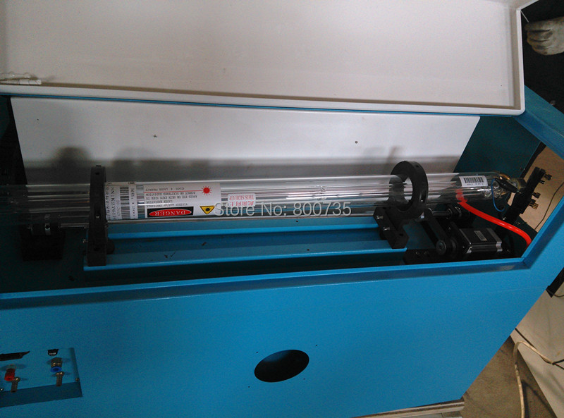 80w co2 glass laser tube for laser engraving machine(China (Mainland))