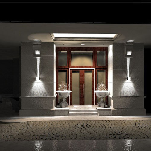 wall light led up down wall sconces adjustable wall lamp garden light