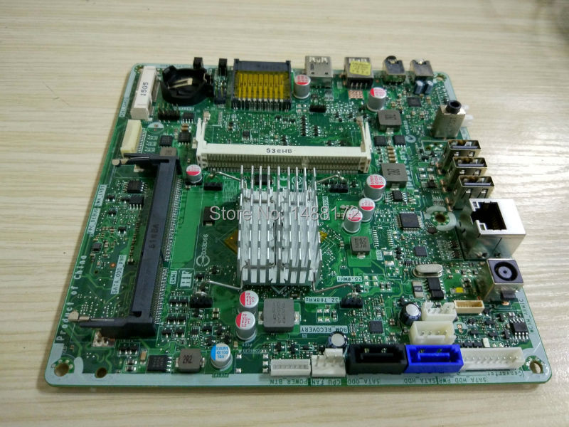 """748363-001 IPPBT-PT for HP 19-2113W 19"""" AIO Lupin-C Motherboard Intel Pentium J2900 2.67GHz(China (Mainland))"""