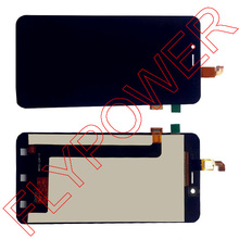 For UMI X3 LCD Display + Touch Screen Digitizer assembly black by free shipping