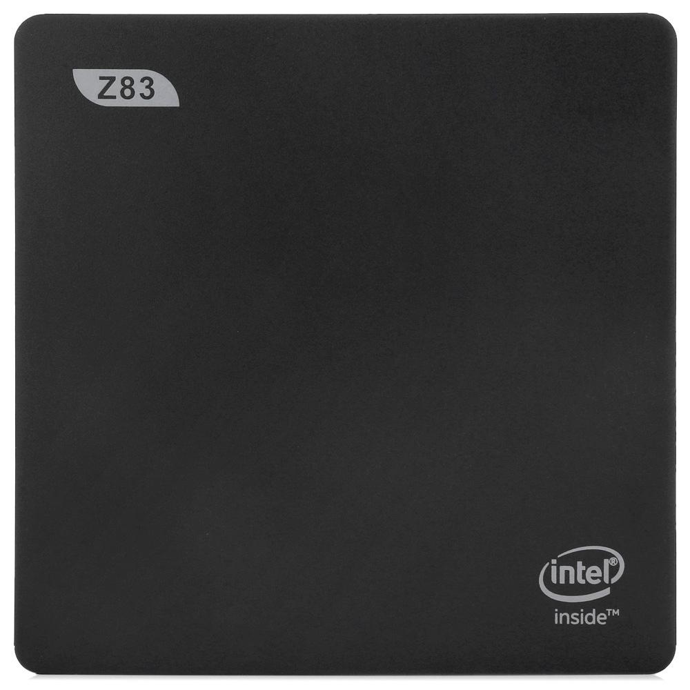 Z83II Mini PC Intel Atom x5-Z8350 Quad Core 2G RAM 32G ROM Windows 10 64bit 2.4G + 5.8G WiFi(China (Mainland))