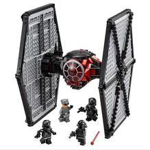 LEPIN Star Wars First Order Special Forces TIE Fighter Figure Toys building blocks set marvel