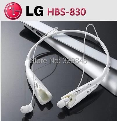 Singapore Post Tone HBS 830 Wireless Bluetooth Headphone Universal Stereo Handsfree Headset iPhone Samsung LG - Shenzhen Xinjiu electronic products store