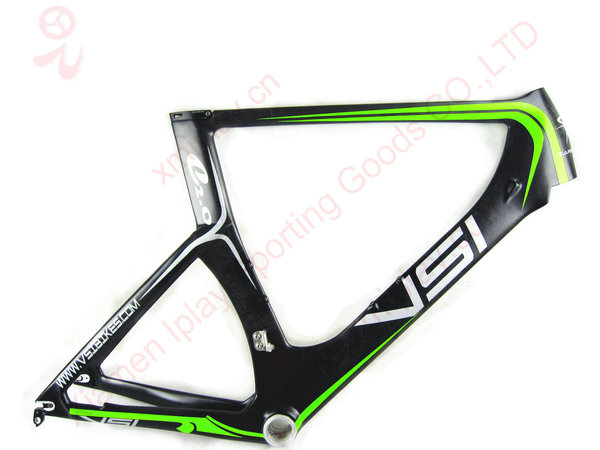 Chinese Cheap price time trial carbon frame triathlon 700C carbon tt bike frame with free shipping(China (Mainland))