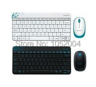 New arrival Original Genuine Logitech MK240 wireless keyboard and mouse computer Combos Mini Keyboard and Mouse(China (Mainland))