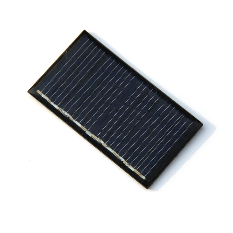 0.15W 5V Mini Solar Cell Small Power Solar Panel For 3.6V Battery Charger DIY Solar Toy Panel 3PCS/Lot 53X30MM Free Shipping(China (Mainland))