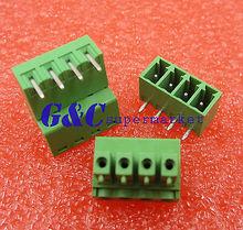 1PCS 4pin Screw PCB Terminal Block Contor 3.81mm Pitch Pluggable Type(China (Mainland))
