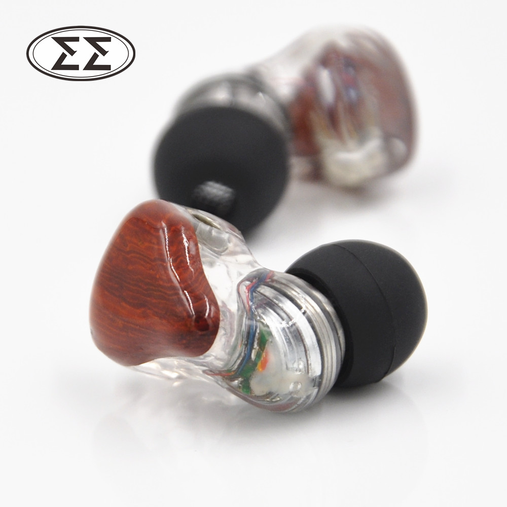 Aliexpress.com : Buy 2016 Easy T3 Custom Made 3 Units 2 Balanced Armature BA With Dynamic Around Ear Earphone With MMCX  Wooden Plated Earphone from Reliable earphone pouch suppliers on Easy Earphones & Headphones Co