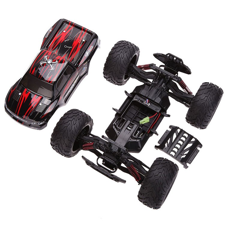 RC  Car 9115 car  2.4G 1:12 1/12 Scale 40KM+ RC RTR Brushed Monster Truck Off-road Car