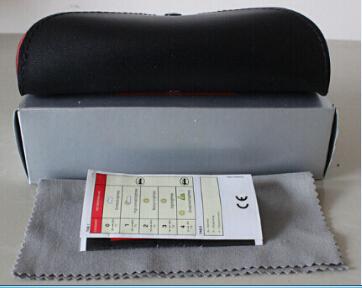 Wholesale Glasses case RB sun glasses Original packaging 3025/3026 / 4171sunglasses box 10pcs = 25% Discount(China (Mainland))