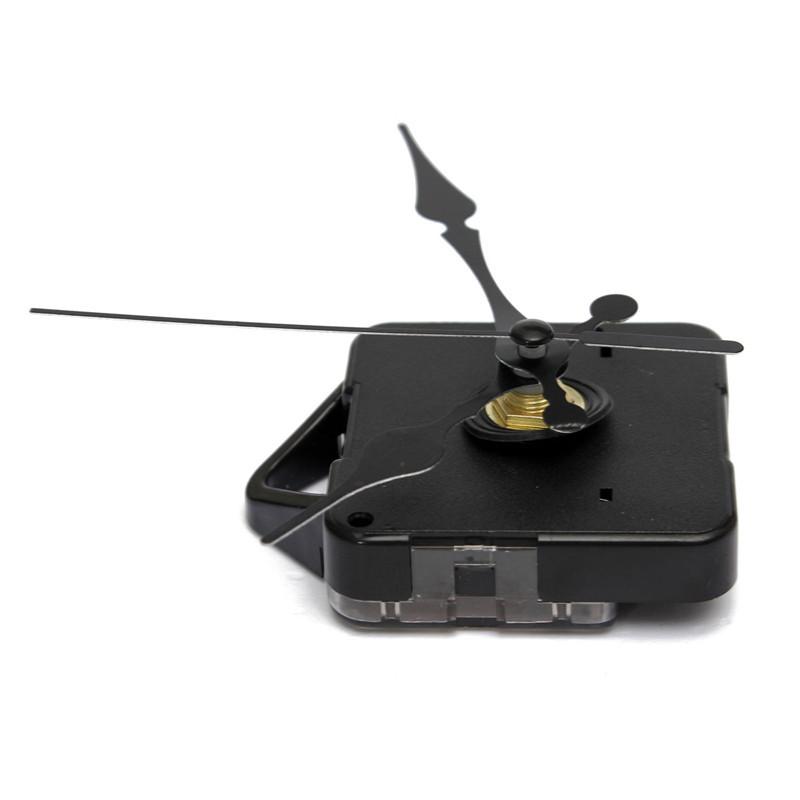5Pcs New Blade Spade Hands Quartz Clock Wall Movement Mechanism Repair Replace Part Kit(China (Mainland))
