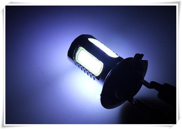 New Arrival  H7 Car 7.5W High Power 5 SMD LED Bulb Fog Driving Light Lamp Xenon White DC 12V<br><br>Aliexpress