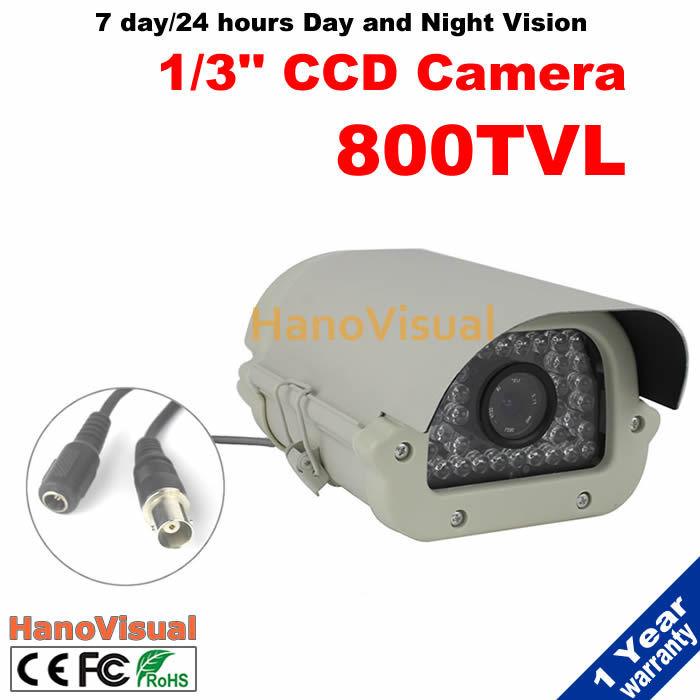 35pcs IR Leds 800tvl CCD CCTV Camera 960H Indoor And Outdoor Waterproof Home Security Camera Night Vision IR Surveillance Camera<br><br>Aliexpress