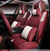 Buy 3D Styling Car Seat Cover Peugeot 206 207 2008 301 307 308sw 3008 408 4008 508 rcz,High-fiber Leather, for $258.00 in AliExpress store