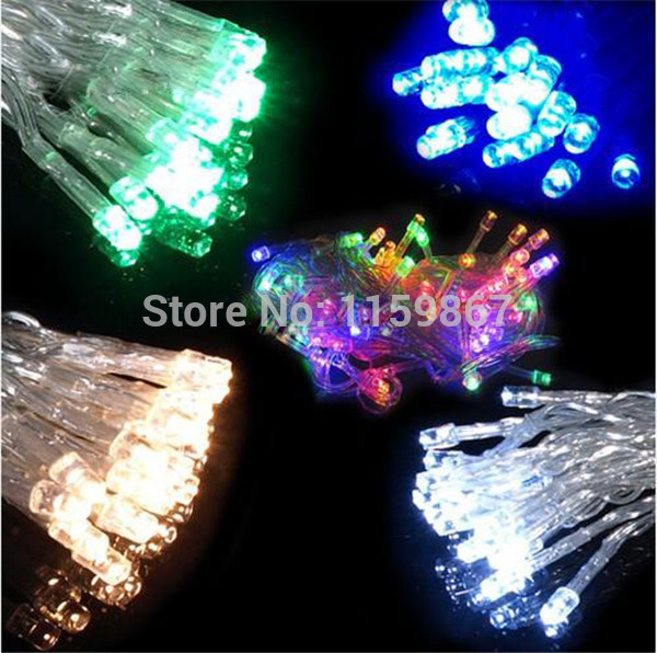 10M 100 LED String Lighting Wedding Fairy Christmas Lights