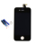 white black LCD display Touch Screen With Digitizer full Assembly Replacement parts free tools For iPhone 4 4G