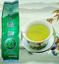 2014 new arrival spring fresh Green tea maojian  tea 250g super grade Mingqian tea good for keep fit health tea free shipping