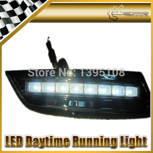 Фотография New Car Styling Auto Lamp For Honda Crosstour 2011-2012 LED Daytime Running Light DRL Car Accessories