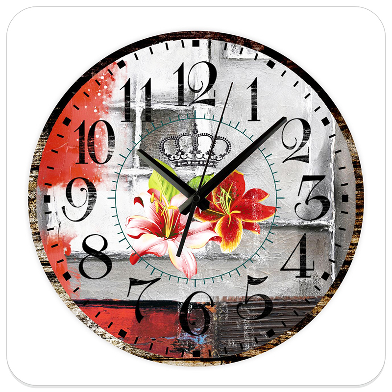 vintage home decoration wall clocks large size absolutely silent bedroom decor wall clock modern design big size wall watch(China (Mainland))