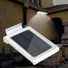 350 Lumen Wireless 16 LED Solar Motion Sensor Light Outdoor Wall Garden Lamp(China (Mainland))