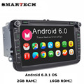 2G Ram VW Car Radio Stereo Android 6 0 RNS510 Radio For Golf Jetta Mk5 Mk6