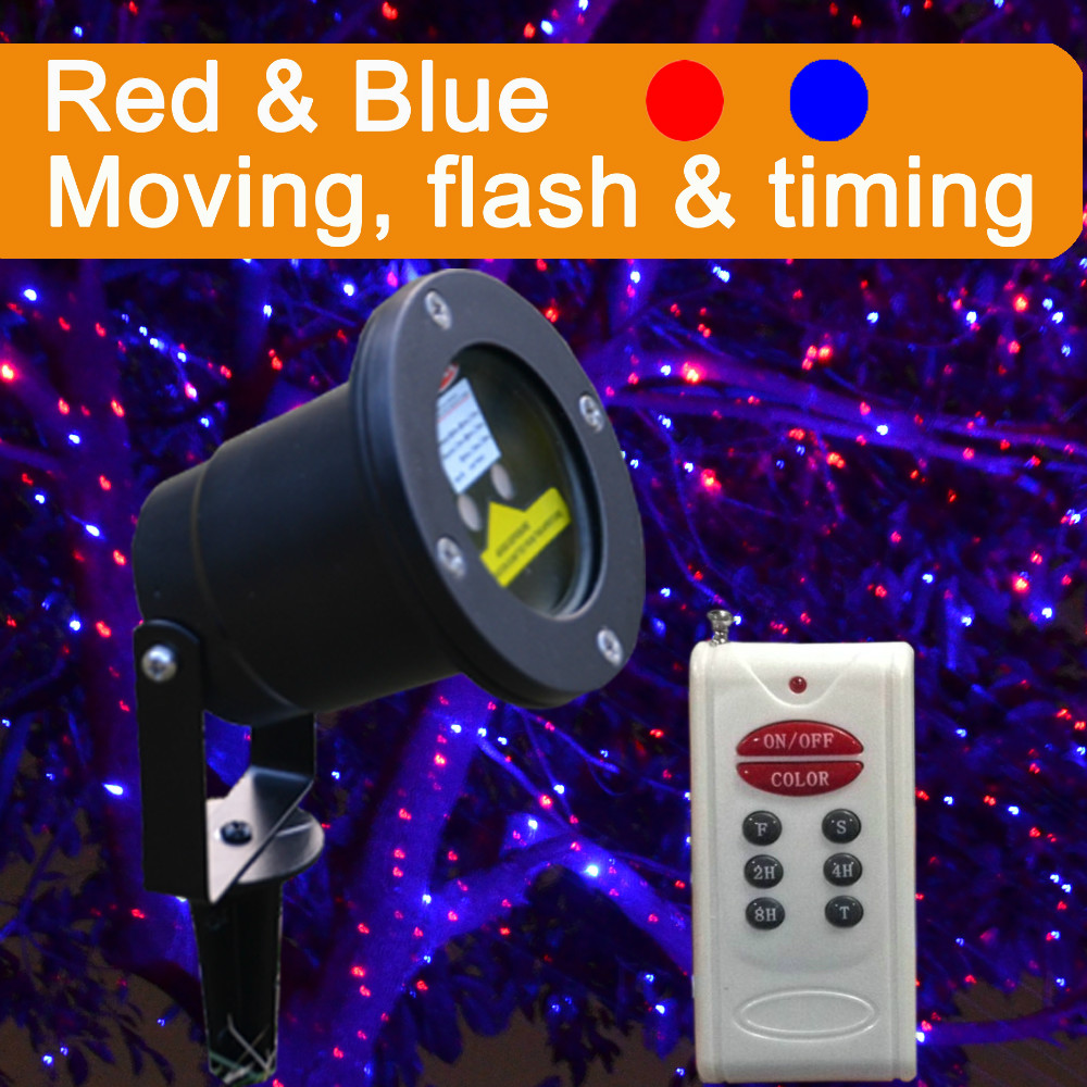 Гаджет  red blue firefly laser projection light, IP65 waterproof christmas lights laser outdoor, firefly outdoor xmas laser lights None Свет и освещение