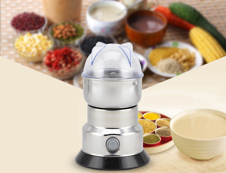 Coffee Grinder machine,Coffee miller,Intelligent stainless steel Household Electric Grinding Machine Beans Nuts - Sweet Life CO;LTD store