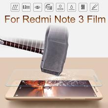9 H 0.3 мм закаленное стекло мембрана передняя премиум закаленное стекло защитная пленка для Xiaomi редми примечание 3 протектор