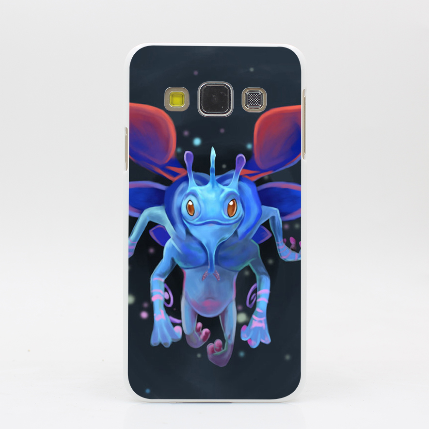 1025HY Puck Dota Fan Art Hard White Case Cover for A3 A5 7 8 & J5 7 & Note 2 3 4 5 Grand 2 & Prime(China (Mainland))