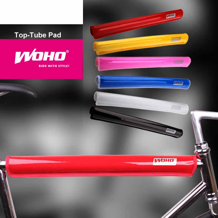 new cool unique WOHO Bike/Bicycle Top-Tube Protection Frame Pad fits for Fixed Gear bike(China (Mainland))