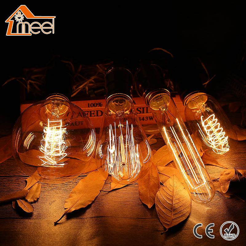 edison bulb promotion shop for promotional edison bulb on. Black Bedroom Furniture Sets. Home Design Ideas