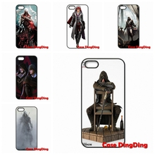 Moto X1 X2 G1 E1 Razr D1 D3 iPhone 4 4S 5 5C SE 6 6S Plus iPod Touch Assassin's Creed Assassin accessories Case - Phone Cases Ding store