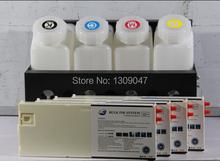 4 colors bulk ink system CISS ink system with vertical cartridge with inkbag for Roland RA640 VS640 VS540 VS420 VS300 printer