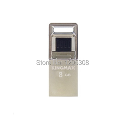KINGMAX MicroUSB OTG with memorable funtion for Smartphone Tablet PC MID camera printer MP3/4 USB converter 2.0 Free Ship- 8GB(China (Mainland))