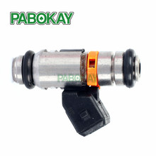 Buy Free 4 pieces X Fuel Injectors nozzle FORD Street KA 1.6 Street Sport 1.6i IWP127 1221551 2N1U9F593JA 2N1U-9F593-JA for $61.19 in AliExpress store