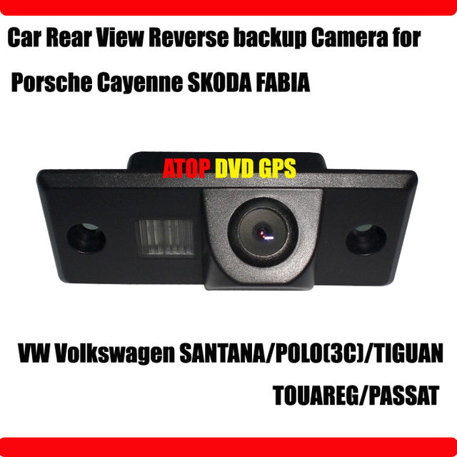 Car HD Rear reverse camera WATER PROOF NIGHT VERSION For VW Series