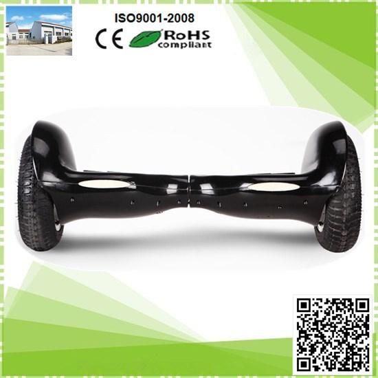 7inch 36v lithium flat-free two wheel samrt self balancing chic electric scooter LED light/self balance car walker