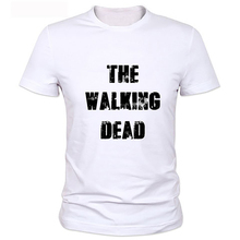 The Walking Dead T-Shirt – Funny Zombie Minions Men Regular Tee