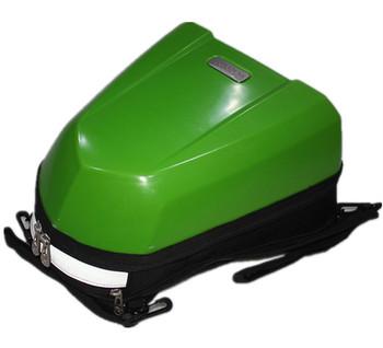 Hot sales UGLYBROS Tail Bag fits Kawasaki Ninja motorbike Tank bags, motorcycle Rear seat package motorbike Rear package Green